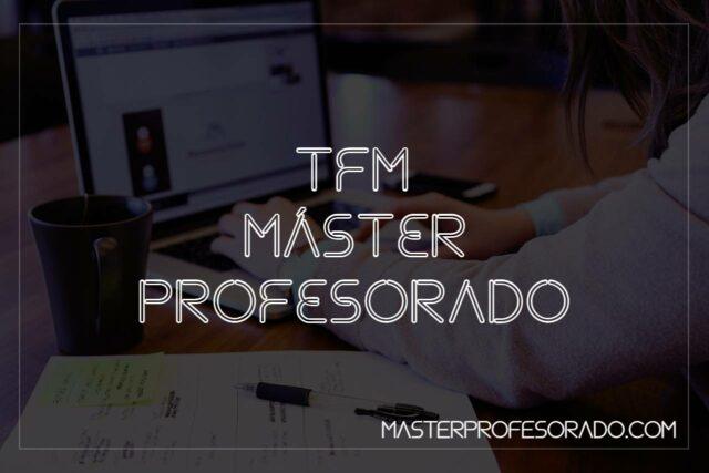 TFM Máster Profesorado